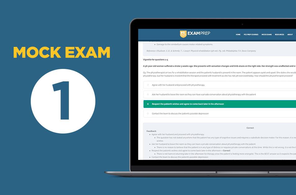 image of Mock Written Exam 1